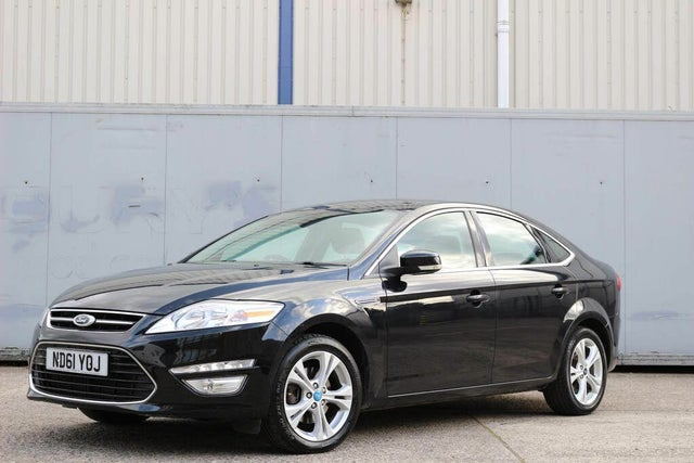 2012 Ford Mondeo 2.0TD Titanium (140ps) Hatchback (61 reg)