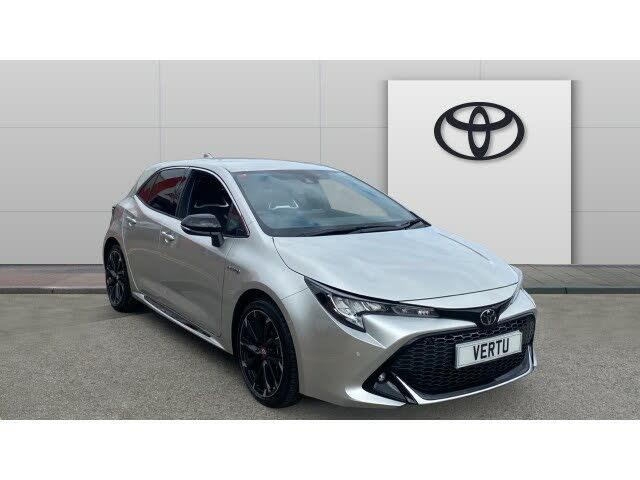 2021 Toyota Corolla 1.8 VVT-i GR Sport (TRK) Hatchback (21 reg)