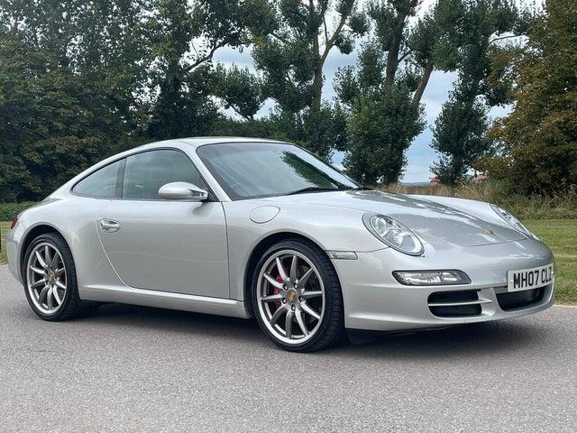 2007 Porsche 911 3.8 Carrera S Coupe (07 reg)