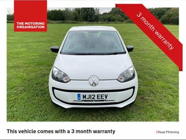 2012 Volkswagen up! 1.0 Take Up 3d (12 reg)