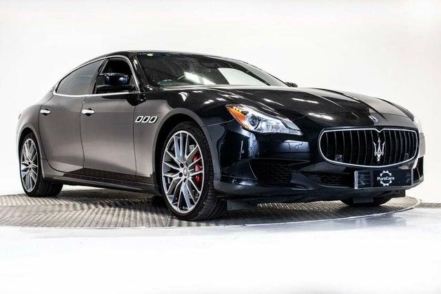 2015 Maserati Quattroporte 3.8 GTS (15 reg)