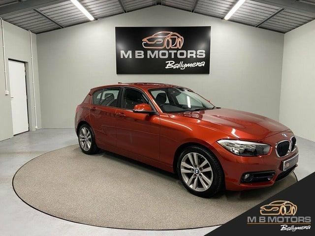 2017 BMW 1 Series 1.5 118i Sport 5d (67 reg)