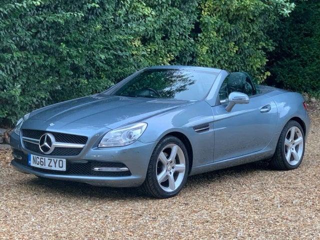 2011 Mercedes-Benz SLK 1.8 SLK200 Edition 125 7G-Tronic Plus (61 reg)
