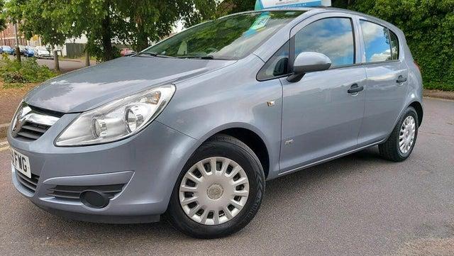 2009 Vauxhall Corsa 1.2 Life (a/c) 5d (L0 reg)