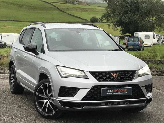 2019 Seat Cupra Ateca 2.0 TSI (19 reg)