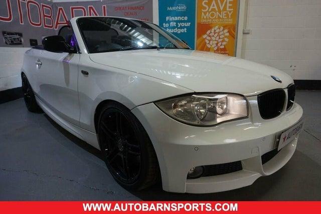 2012 BMW 1 Series 2.0TD 123d Sport Plus Edition Convertible (12 reg)