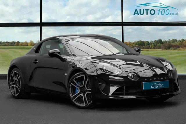 2018 Alpine A110 1.8 T Premiere Edition (AA reg)