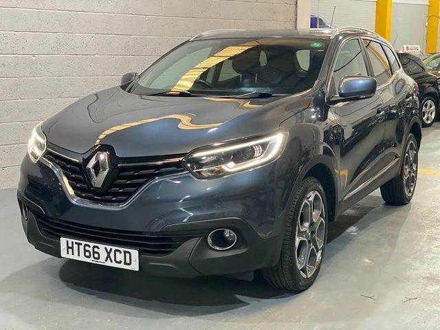 2017 Renault Kadjar 1.2 TCe Dynamique S Nav (s/s) (66 reg)