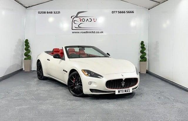 2011 Maserati GranCabrio 4.7 (11 reg)