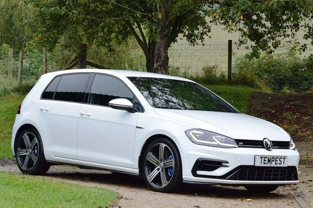 2017 Volkswagen Golf 2.0 TSI R (310ps) 4Motion (s/s) Hatchback 5d DSG (WZ reg)