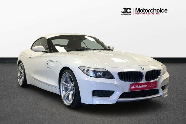 2011 BMW Z4 3.0 sDrive30i M Sport auto (AL reg)