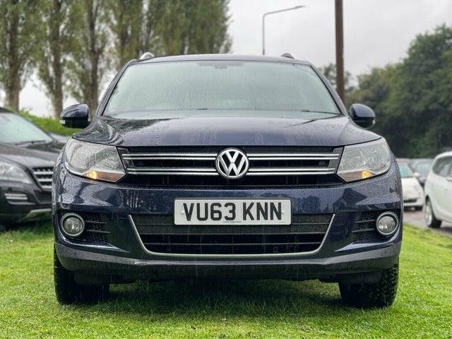 2013 Volkswagen Tiguan 2.0TD SE (140ps) (2WD) (63 reg)