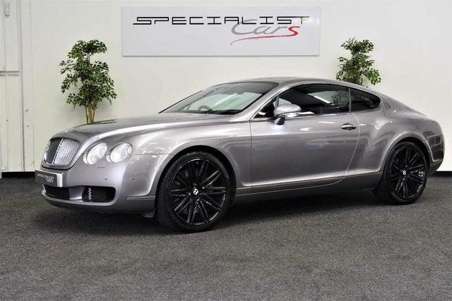2007 Bentley Continental 6.0 GT (BC reg)
