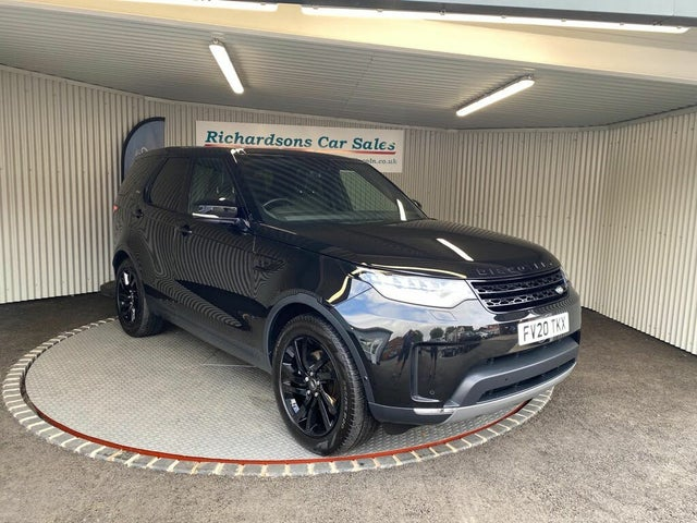2020 Land Rover Discovery 2.0 Sd4 HSE (LR reg)