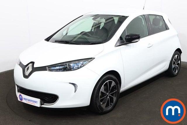 2019 Renault Zoe E i Dynamique Nav (110ps) (R110)(ZE40) (1A reg)