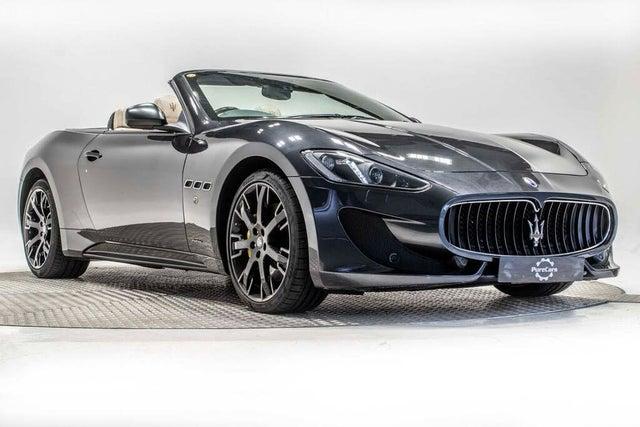 2016 Maserati GranCabrio 4.7 Sport (16 reg)