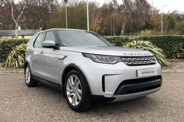 2018 Land Rover Discovery 3.0TD6 HSE (259ps) 4X4 Station Wagon 5d Auto (LR reg)