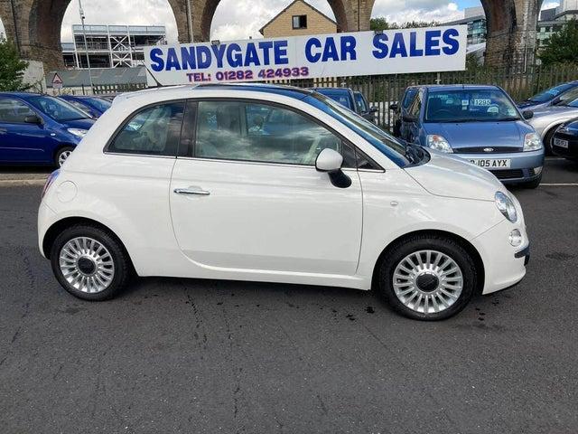 2012 Fiat 500 1.2 LOUNGE (12 reg)
