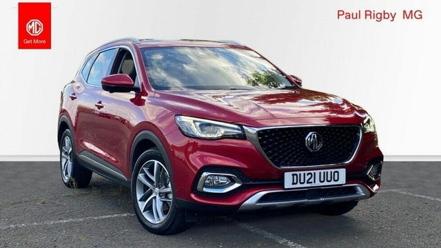 2021 MG HS 1.5T-GDI Exclusive (258ps) Plug-in Hybrid Auto (21 reg)