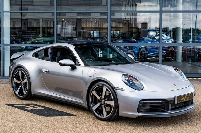 2021 Porsche 911 3.0 Carrera 4S Coupe PDK (0Z reg)