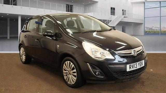2013 Vauxhall Corsa 1.2 Energy 16v (a/c) 5d (L0 reg)