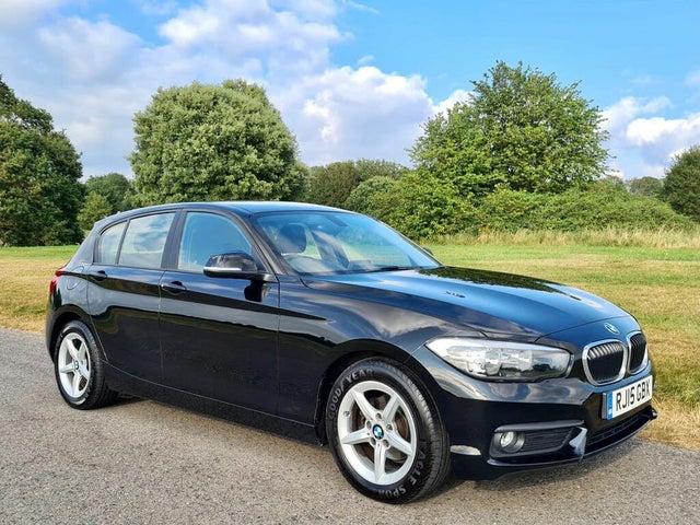 2015 BMW 1 Series 1.5TD 116d Eff Dyn Plus (114bhp) 5d (15 reg)