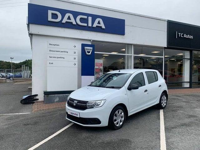2018 Dacia Sandero (1B reg)