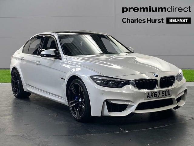 2017 BMW 3 Series 3.0 M3 M DCT (67 reg)