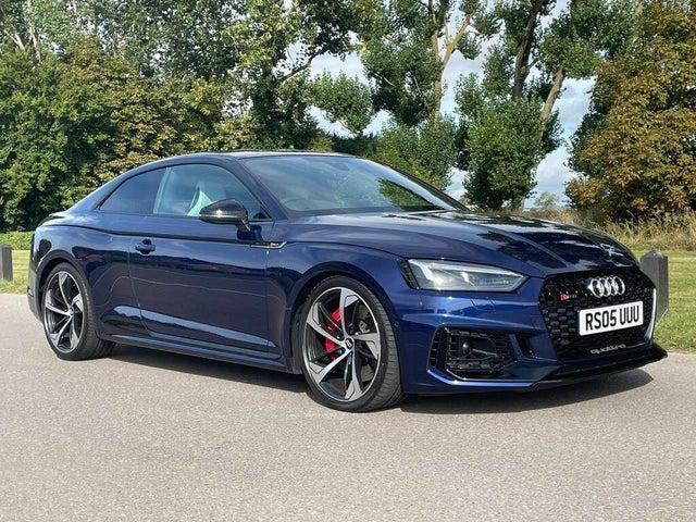 2017 Audi RS5 2.9 TFSI quattro (05 reg)