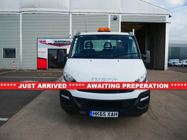 2015 Iveco Daily C Class 2.3TD 35C13 3750 Chassis Cab (FC reg)