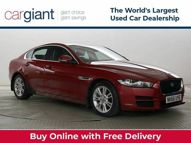 2016 Jaguar XE 2.0d Prestige (180ps) (JA reg)