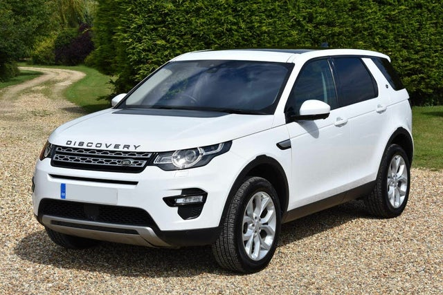 2018 Land Rover Discovery Sport 2.0SD4 HSE AWD (68 reg)