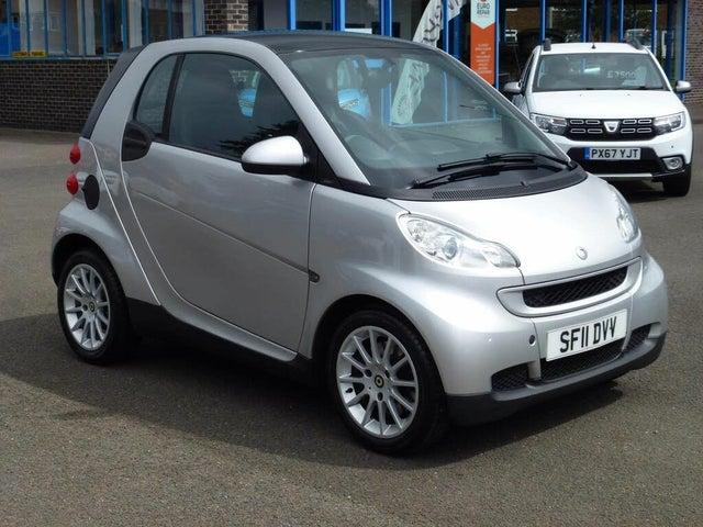 2011 Smart fortwo (E4 reg)