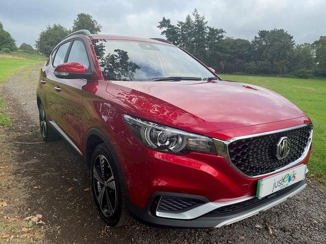 2021 MG ZS SUV E Exclusive EV (21 reg)