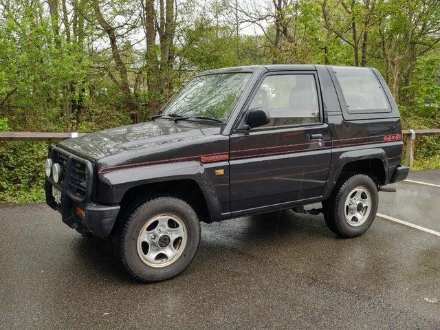 1990 Daihatsu Sportrak 1.6 EL