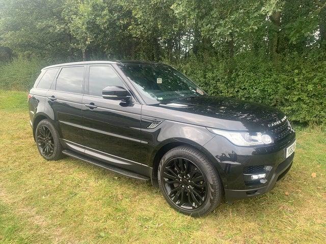 2013 Land Rover Range Rover Sport 3.0 SD V6 HSE Dynamic (63 reg)