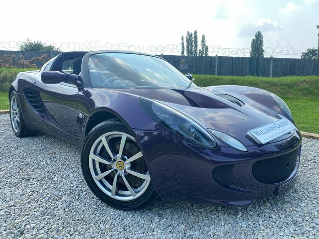 2004 Lotus Elise 1.8 111S (CJ reg)