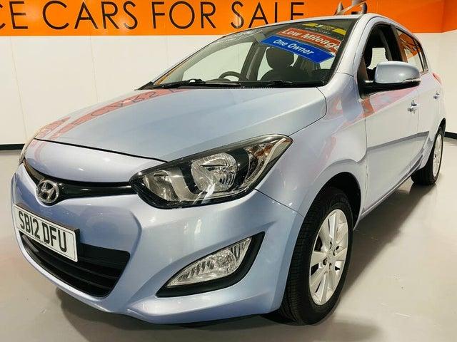 2012 Hyundai i20 1.2 Active 5d (LB reg)