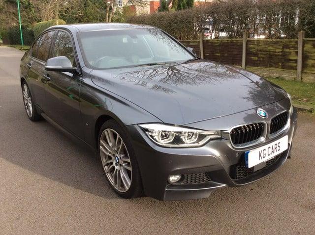 2016 BMW 3 Series 2.0 330e M Sport (268bhp) (66 reg)