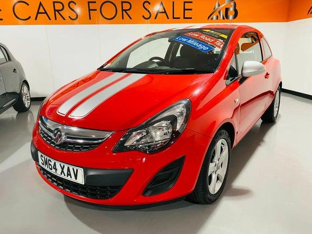 2015 Vauxhall Corsa 1.0 Sting 3d (L0 reg)