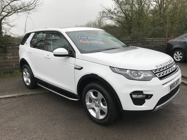 2015 Land Rover Discovery Sport 2.0Td4 HSE (150ps) (5 seat) (65 reg)
