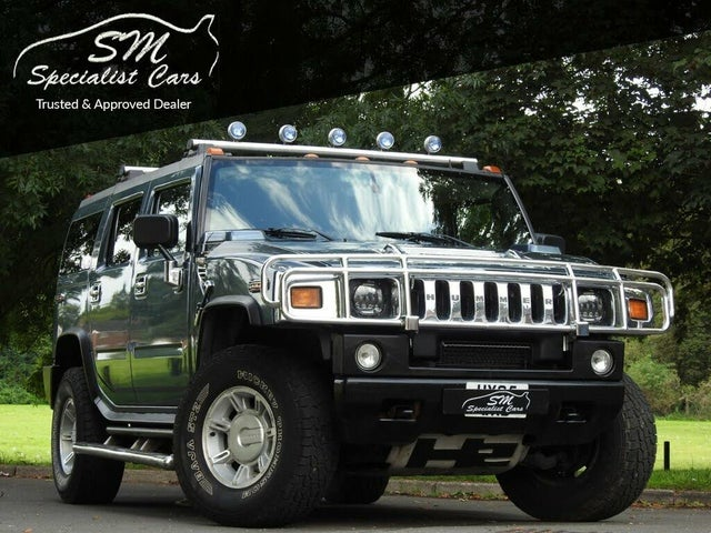 2009 Hummer H2 (RG reg)