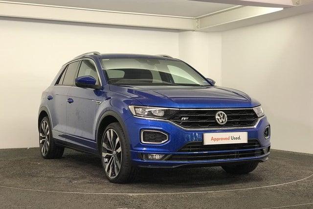 2019 Volkswagen T-Roc 1.6TDI R-Line (19 reg)