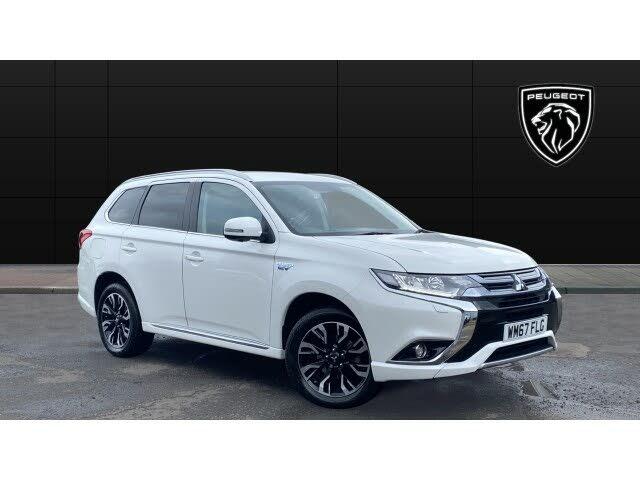 2018 Mitsubishi Outlander 2.0 4h PHEV (67 reg)