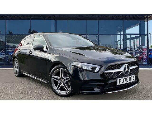 2020 Mercedes-Benz A-Class 1.3 A180 AMG Line Hatchback 5d 7G-DCT (70 reg)