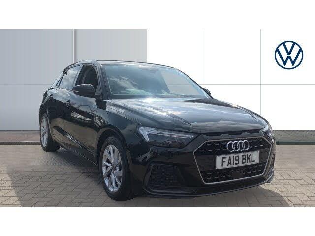 2019 Audi A1 1.0 25 TFSI Sport (19 reg)