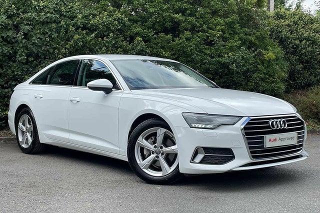 2019 Audi A6 Avant (UZ reg)