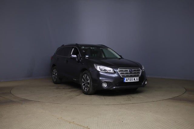 2016 Subaru Outback 2.0TD SE Premium Lineartronic (1B reg)