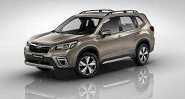 2019 Subaru Forester 2.0 e-Boxer XE Premium (1S reg)