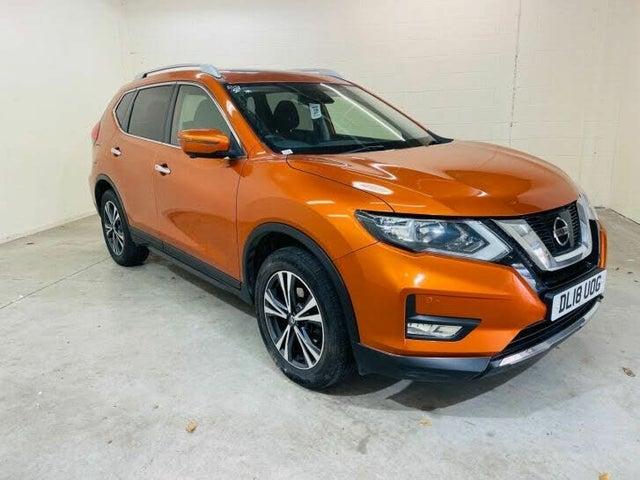 2018 Nissan X-Trail 1.6dCi N-Connecta SE 4WD (18 reg)
